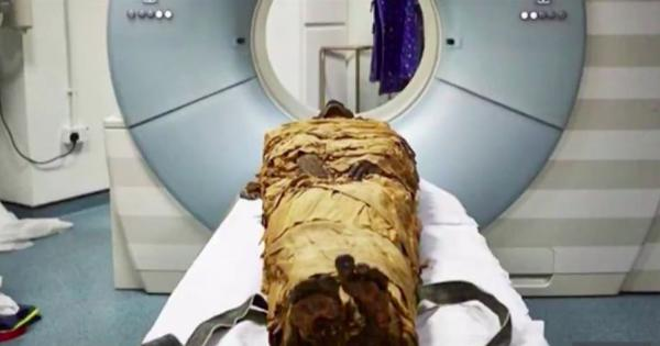 Watch: Researchers have recreated the voice of an Egyptian mummy, and it is spooky