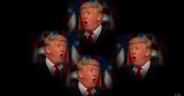 'Bohemian Rhapsody': Watch this ingenious 'cover' by Donald Trump
