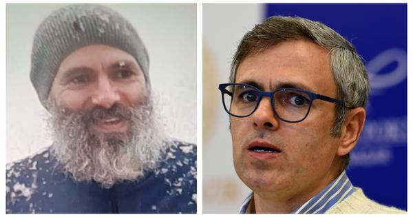 'When will this end?': Omar Abdullah's photo comes as a reminder of Kashmir detentions