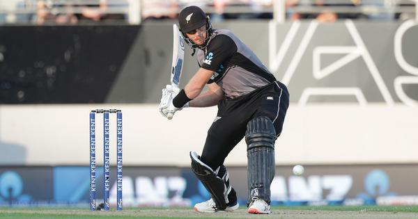 Second T20I: Opener Martin Guptill rues lack of partnerships after New Zealand's poor batting show