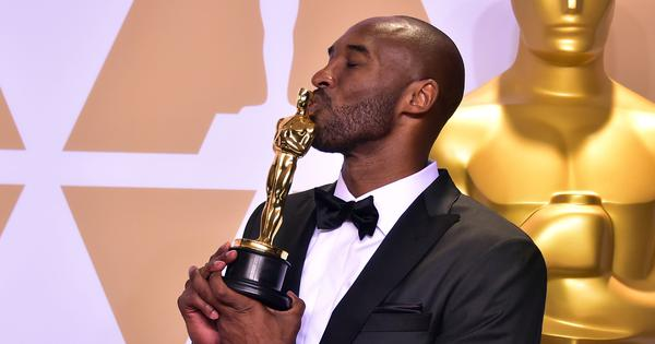 Watch: Dear Basketball, the poem and film that won NBA legend Kobe Bryant an Oscar