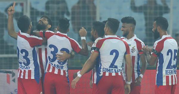 ISL: Balwant Singh's stoppage-time winner against NorthEast United sends ATK top