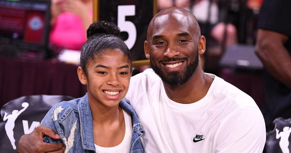 'Something else' on the court, Kobe Bryant's daughter Gianna was set to further his legacy