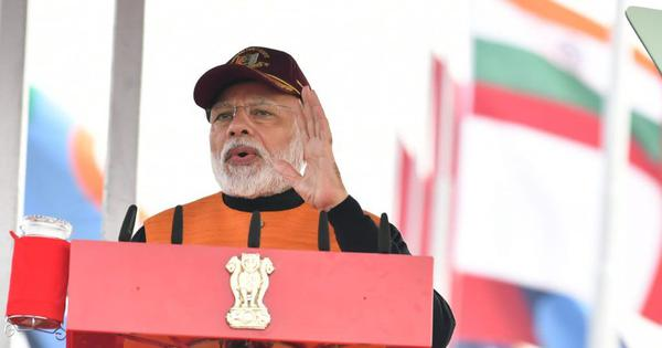 'Nation is watching': PM Modi hits out at those 'giving communal colour' to his decisions