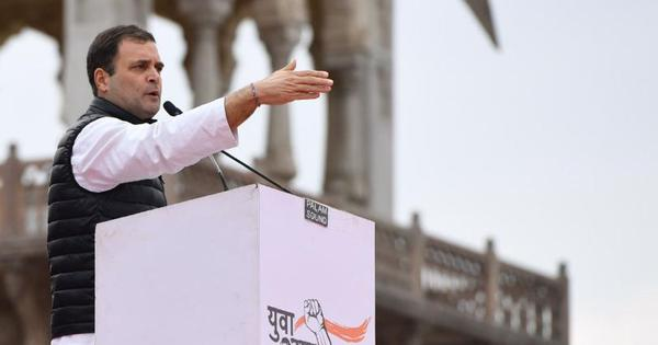 Narendra Modi destroyed India's global image, is responsible for declining jobs: Rahul Gandhi