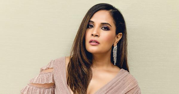 Richa Chadha doesn't like to be labelled 'bold', but might we please call her sassy?