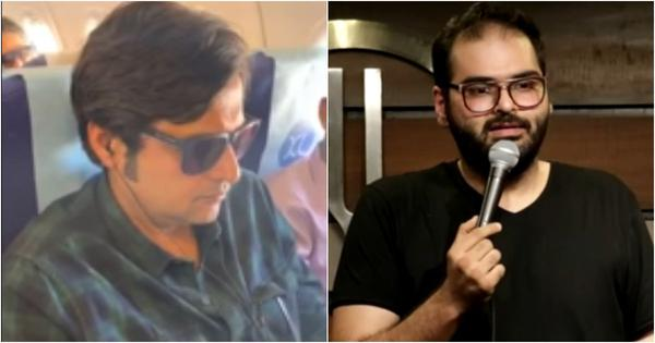 Comedian Kunal Kamra put on IndiGo no-fly list for six months for heckling Arnab Goswami on flight
