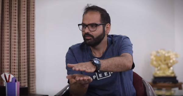 After IndiGo, SpiceJet and Air India ban comedian Kunal Kamra from its flights