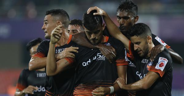 ISL: Manuel Onwu's brace goes in vain as FC Goa survive Odisha FC scare to reclaim top spot