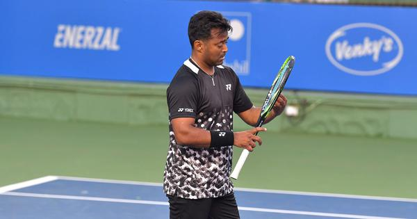 Maharashtra Open tennis: Leander Paes gets doubles wildcard for farewell ATP Tour event in India