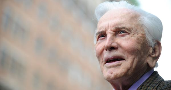 Kirk Douglas, star from Hollywood's 'golden age', dies at 103