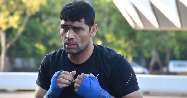 Boxing: Having dominated India's super-heavyweight scene, Satish Kumar sets sights on Olympic glory