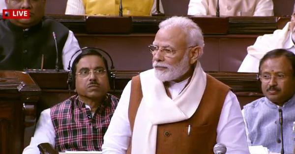 'Those in Opposition who were silent are now violent': Modi takes a dig at rivals over CAA protests