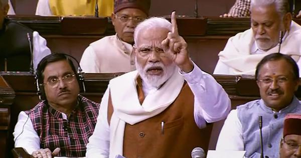 Ambedkar felt nobody could be as disdainful of the legislature as the British. Modi proved him wrong