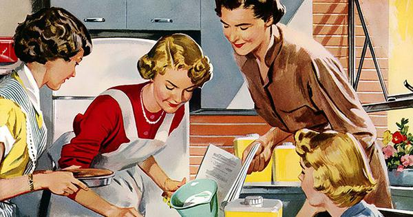 UK's Tradwife movement is pushing women to return to a life of domesticity – and make money off it