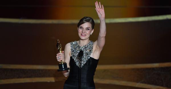 Oscars 2020: Watch Hildur Guðnadóttir heartwarming message for women in her acceptance speech