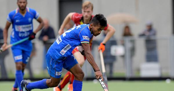 Hockey: Indian midfielder Vivek Prasad wins FIH men's rising star of the year award