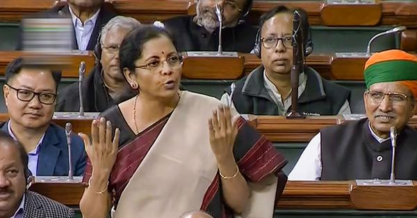 Parliament: Nirmala Sitharaman claims economy is not in trouble, says 'green shoots' are visible