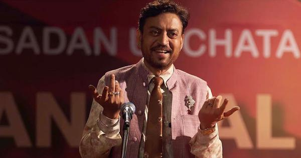 Irrfan sends a message ahead of 'Angrezi Medium' trailer: 'Stay positive – and wait for me'