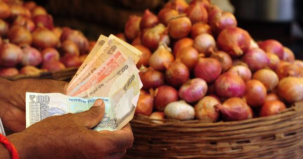 India's wholesale inflation rose to 1.48% in October, up for third straight month