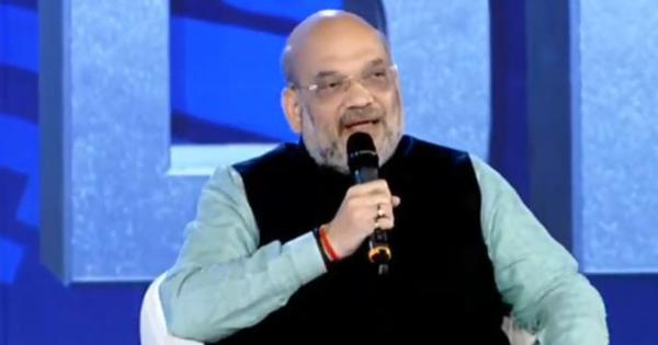 'NRC is a part of BJP's manifesto': Home Minister Amit Shah asserts, adding, 'No decision yet'