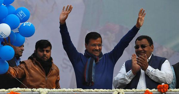 Delhi verdict: 30 charts and maps that help understand AAP's 'post-identity politics'