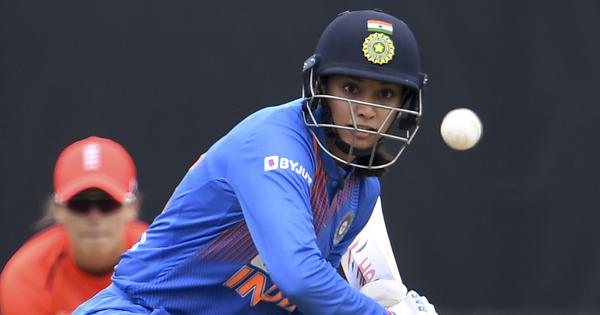 ICC T20I Rankings: Smriti Mandhana rises to fourth on batting charts after good run in tri-series