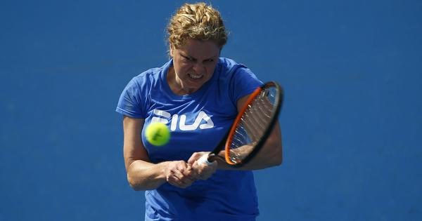 Tennis : Even if we dont play this season I intend to keep going , says Kim Clijsters on comeback