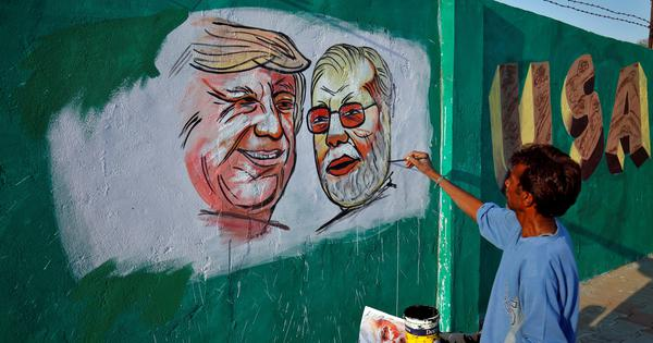Ahmedabad: 45 families told to evict slum ahead of Donald Trump's visit