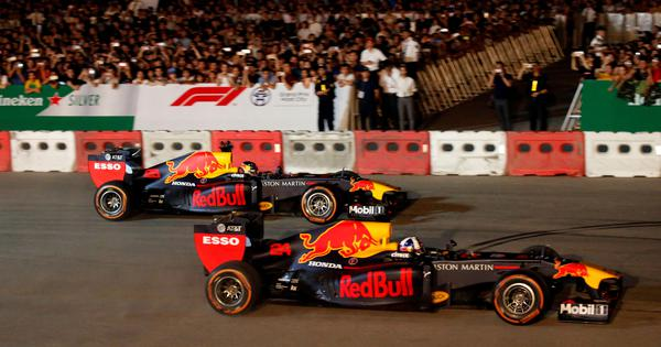Formula One: Inaugural Vietnam Grand Prix to take place in April despite coronavirus threat