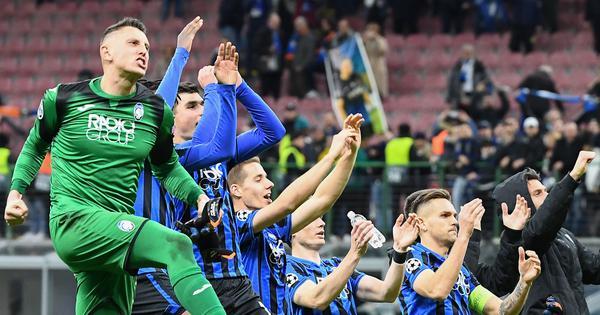 Champions League: Night to remember for Atalanta as Italian side hammer Valencia 4-1