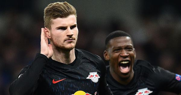 Champions League: Injury-hit Tottenham go down 0-1 at home against Leipzig