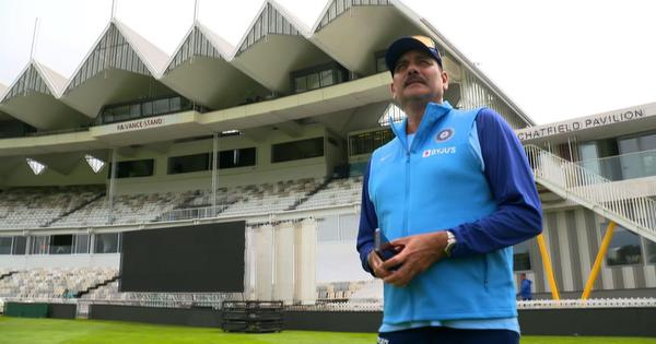 They can beat Australia in their own den: Shastri backs India's 'fabulous five' quicks to shine
