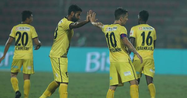ISL: Hyderabad end campaign on a high with 5-1 thrashing of NorthEast United