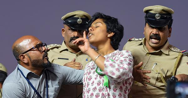 CAA protests: Bengaluru court denies bail to student who shouted 'Pakistan zindabad'