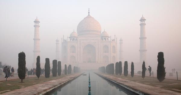 Taj Mahal briefly shut down after bomb scare, Agra police say it was a hoax call
