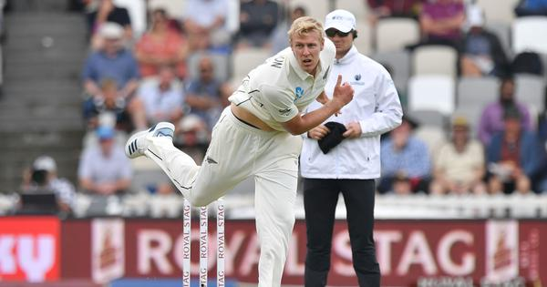 It's still sinking in: New Zealand pacer Kyle Jamieson reflects on surreal Test debut against India