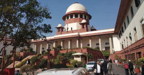 'Animals can't be confiscated before accused is convicted': SC asks Centre to amend rules