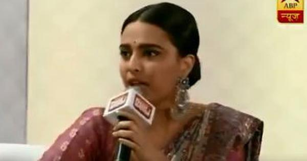 'I don't have to produce the documents of my ancestors to vote': Watch Swara Bhaskar's take on NRC