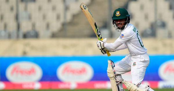 One-off Test: Najmul, Mominul hit fifties on day two to put Bangladesh in control against Zimbabwe