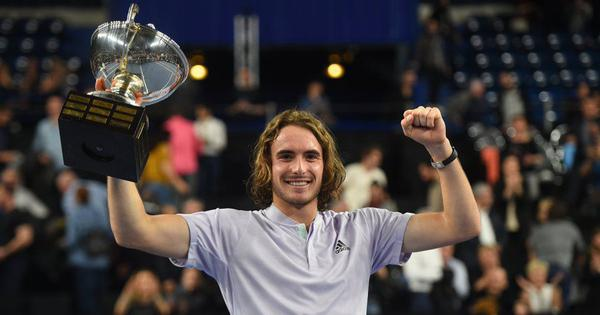 Tennis: Stefanos Tsitsipas defends Marseille Open title with a straight-set win over Auger-Aliassime