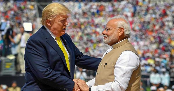 'Fruits of friendship': Congress leaders criticise Modi over Trump's claim that India has filthy air