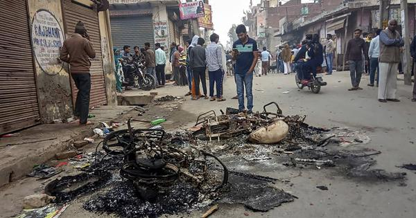 In photos and videos: Day 3 of violence in Delhi as attacks against Muslims mount