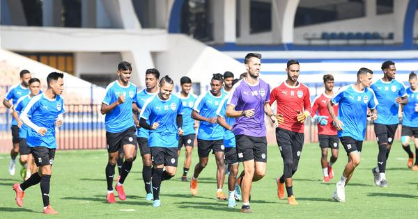 AFC Cup play-off: Bengaluru FC bank on home comfort to overcome first-leg deficit against Maziya