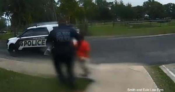 Watch: Video of a 6-year-old girl being arrested by police in Orlando, US goes viral on social media