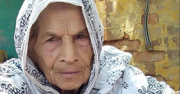 An 85-year-old woman was burnt to death in her home in Delhi's Gamri extension
