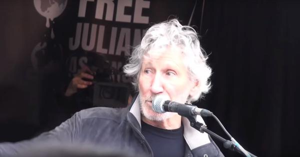 Watch: Pink Floyd's Roger Waters recites Aamir Aziz's 'Sab Yaad Rakha Jayega' in solidarity