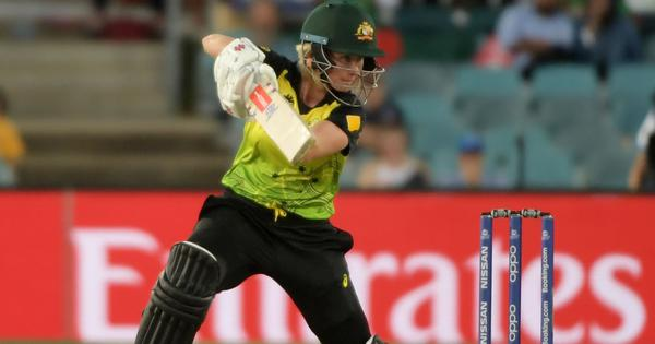 T20 World Cup: Healy, Mooney's record opening stand sets up Australia's crushing win over Bangladesh