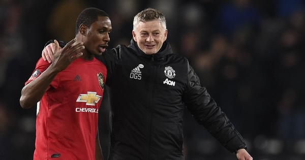 Buzzing and ready to go: Odion Ighalo elated after extending loan deal with Manchester United