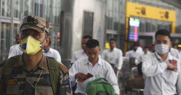 Coronavirus: Flights to Kolkata from Delhi, Mumbai and four other cities banned for two weeks